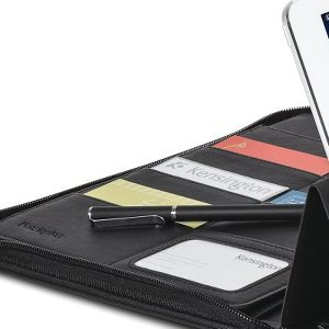 Removable Folio and Business Card Holder