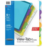 View-Tab® Subject Dividers